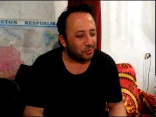 Sanjar Shodiyev Ustoz Hojiboy Tojiboyevga uxshatma