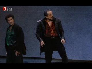 Don Giovanni. Wiener Festwochen. 1990. Abbado,Raimondi. Theater an der Wien