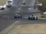 AutoGP 2012. Этап 7 - Сонома. Вторая гонка